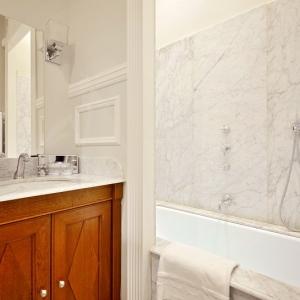 Villa Victor Louis - Suite Prestige - Salle de bain en marbre