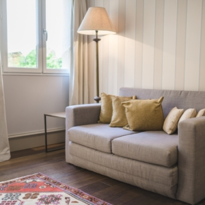 Villa Victor Louis - L'Appartement - 2 à 4 personnes - salon