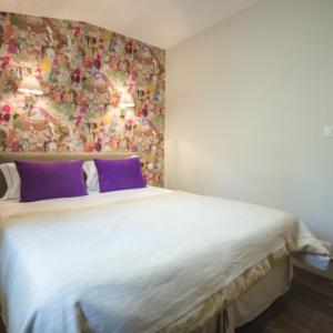 Villa Victor Louis - L'Appartement - 2 à 4 personnes - chambre