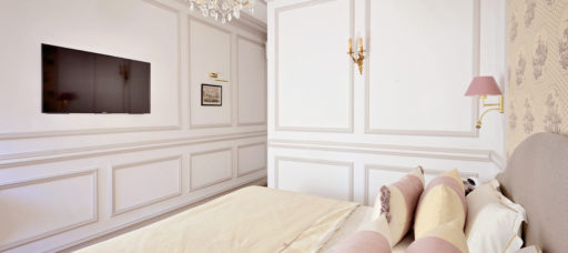 Une chambre Classique - Villa Victor Louis