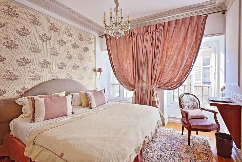 Chambre Classique, une invitation à la détente - Villa Victor Louis