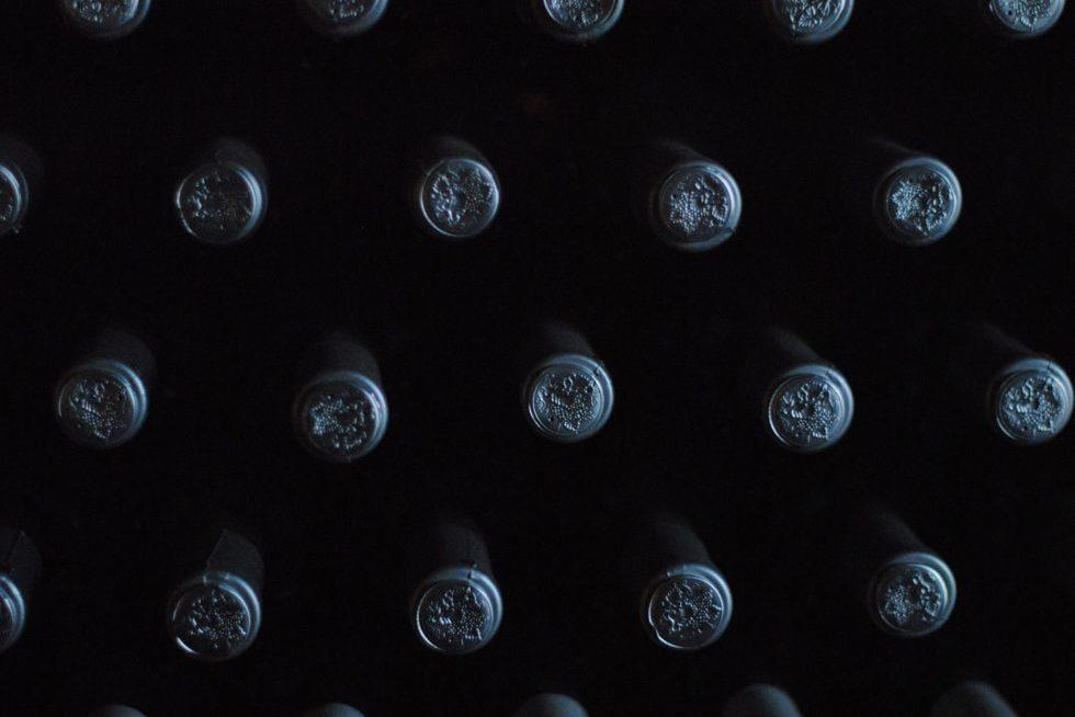 Sélection de bouteilles pour le bar à vin - Villa Victor Louis