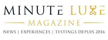 Logo Minute Luxe Magazine