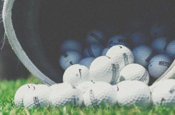 1.balles de golf