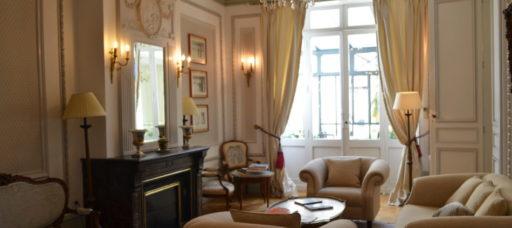 Salon lumineux modulable pour vos réunions et séminaires - Villa Victor Louis