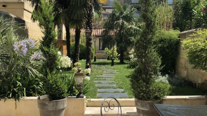 Villa Victor Louis - Jardin