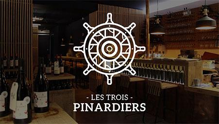 Les Trois Pinardiers Wine Bar Bordeaux