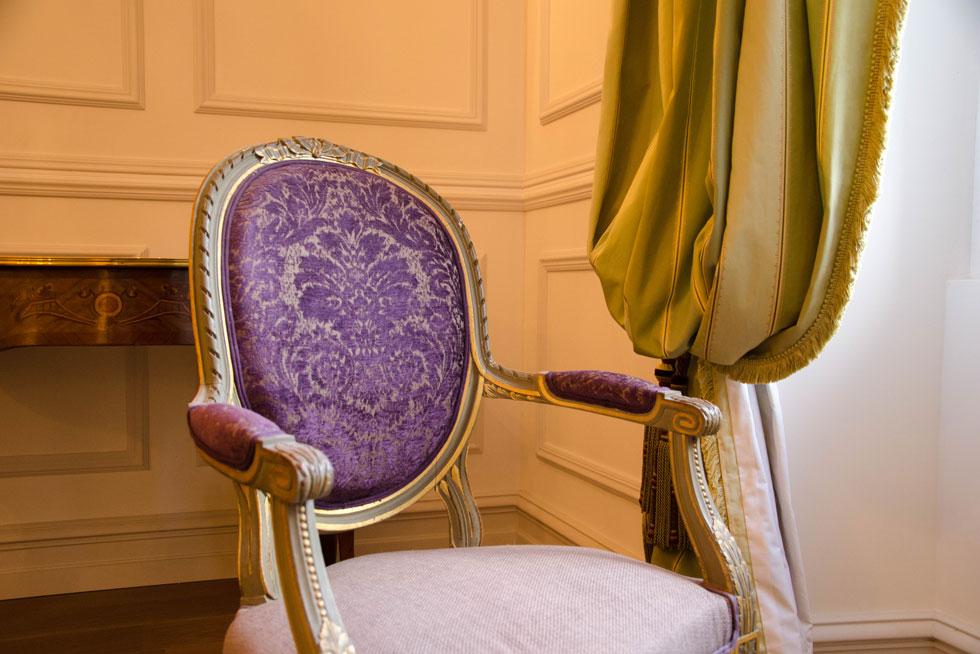 Détail d'une Suite Prestige - Villa Victor Louis