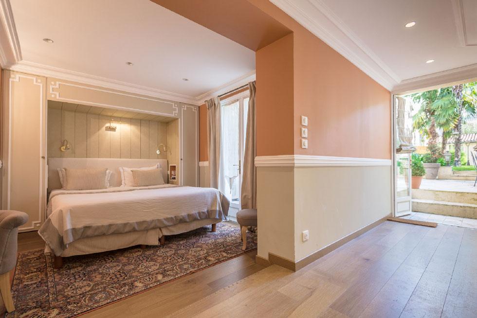 Le Studio et l'Appartement possèdent une terrasse privative - Villa Victor Louis